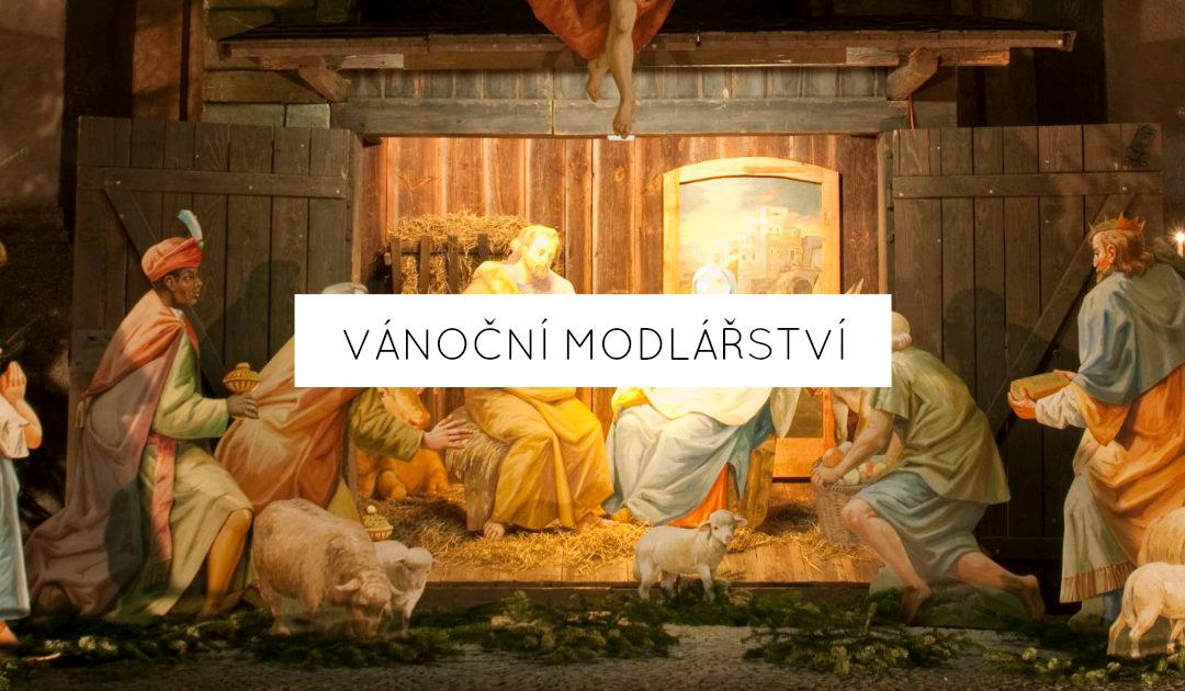 Vánoční modlářství