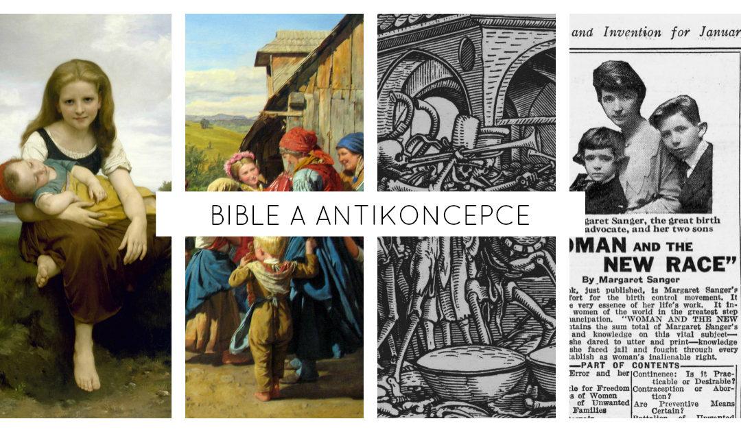 Bible a antikoncepce