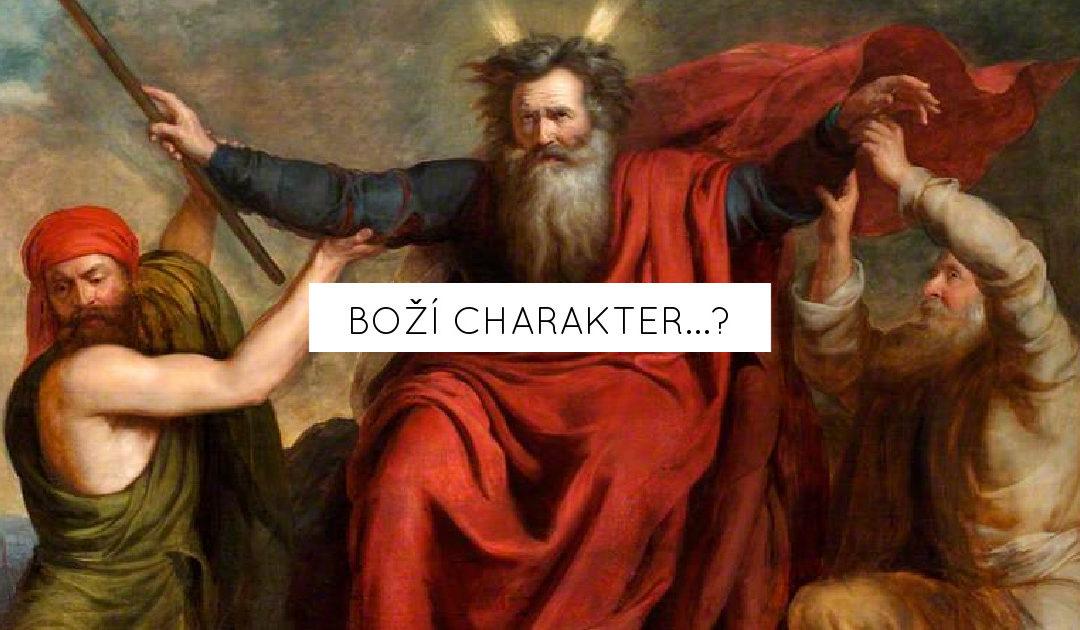Boží charakter…?