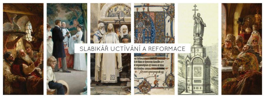 Slabikář uctívání a reformace (Douglas Wilson)